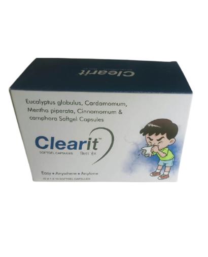 Clearit Capsules
